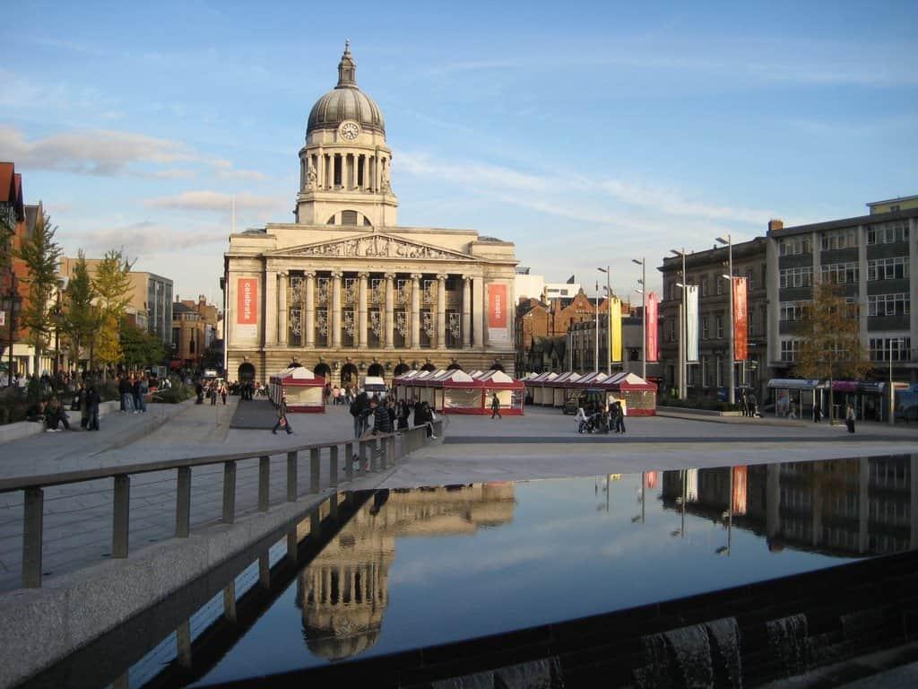 Nottingham City Center
