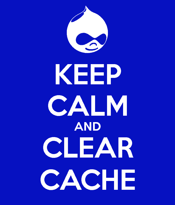 clear cache image