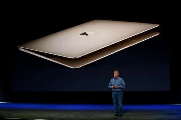 Macbook pro demonstration