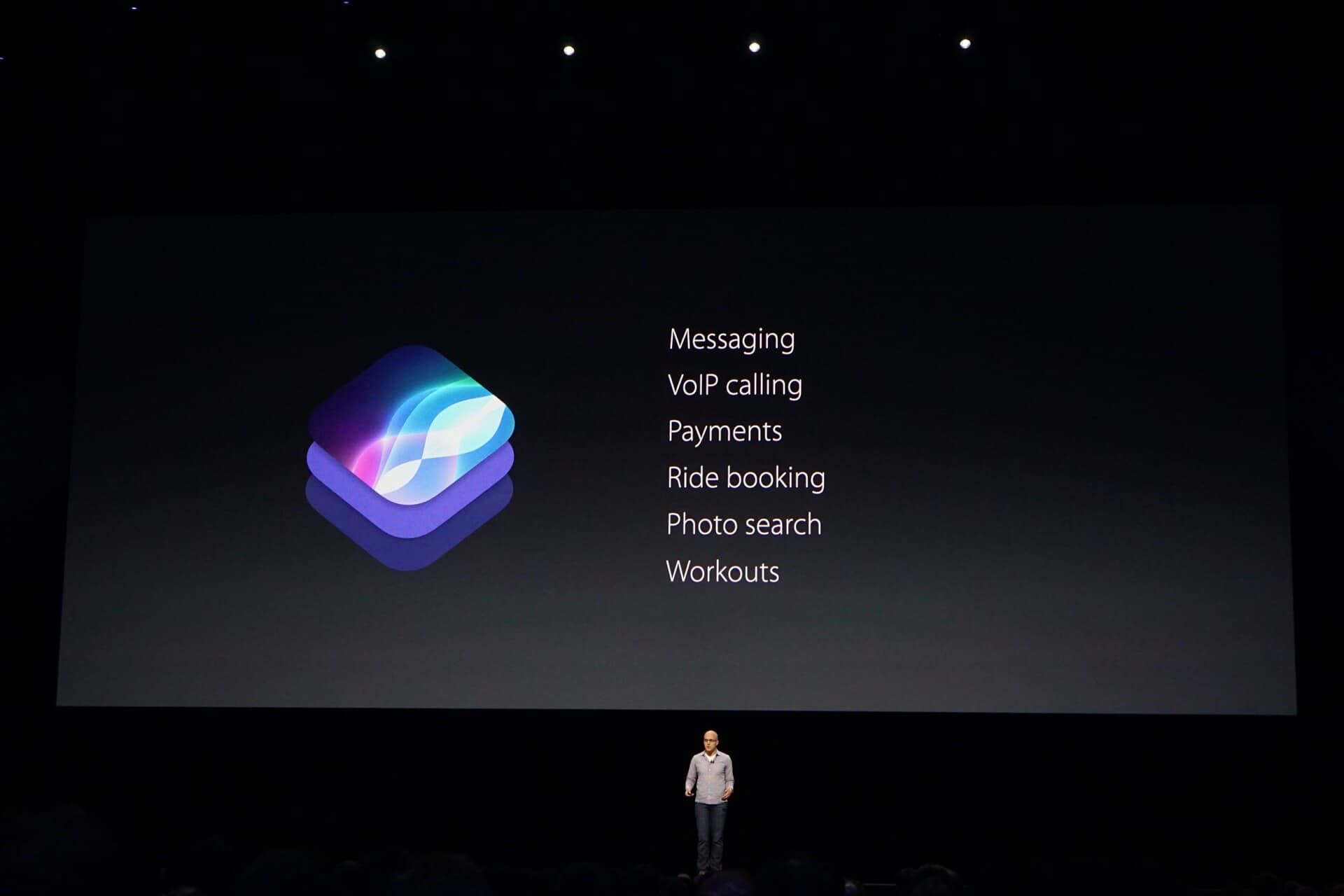 updated apple features