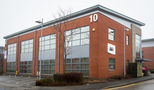 All About Bricks new office space in South Normanton, Derbyshire