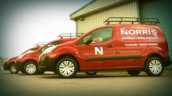 AM Norris vans