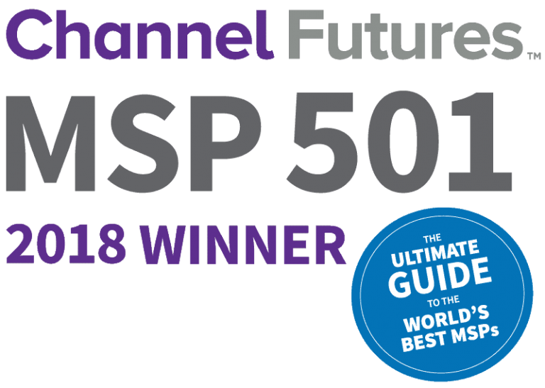 Your IT Department Ranked Among Top 501 Global Managed Service Providers
