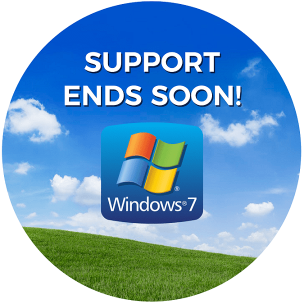 Windows 7 End of Support and Office 365