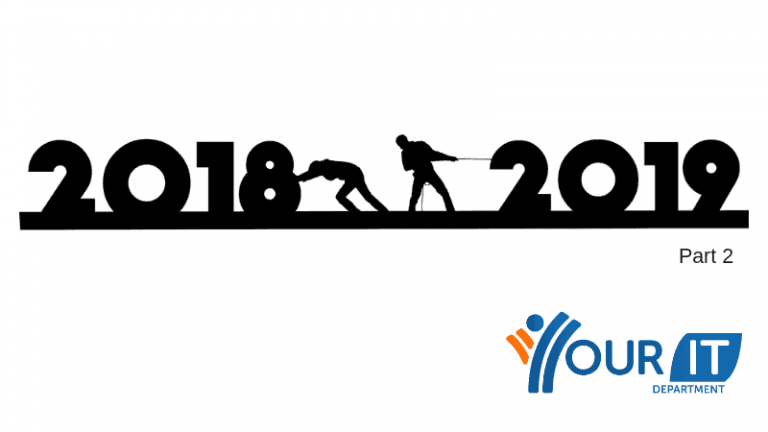It's The Your IT 2019 Review of The Year – Part 2!