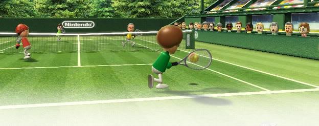Nintendo Wii Tennis