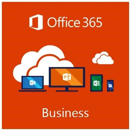 Office 365 Business edition picture